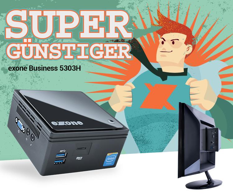 SUPER GÜNSTIGER exone Business 5303H
