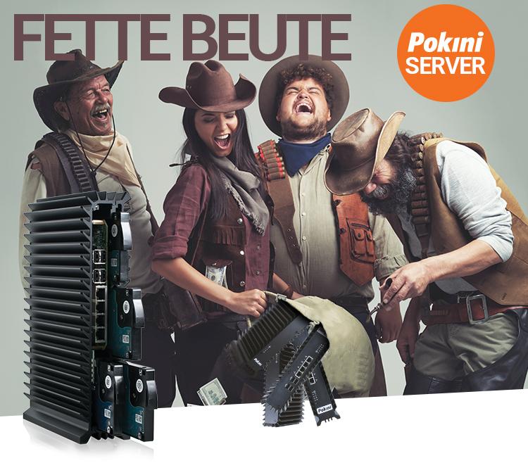 FETTE BEUTE - Pokini Server